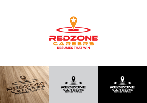 RedZone Careers A Logo, Monogram, or Icon  Draft # 31 by pedroferreira