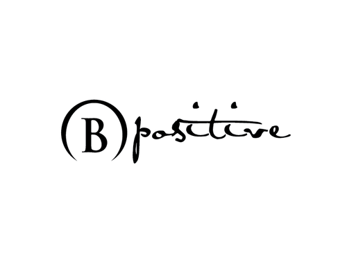 B positive  A Logo, Monogram, or Icon  Draft # 27 by Jacksina
