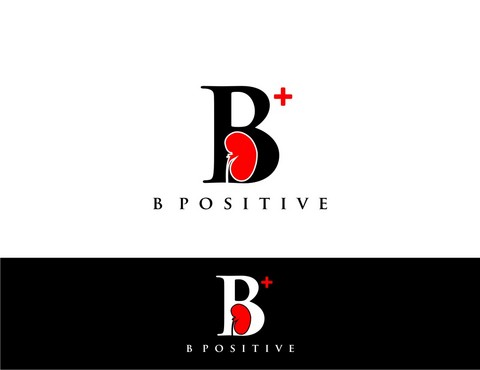 B positive  A Logo, Monogram, or Icon  Draft # 28 by nellie