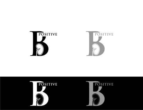B positive  A Logo, Monogram, or Icon  Draft # 32 by nellie