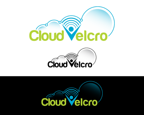 Cloud Velcro A Logo, Monogram, or Icon  Draft # 348 by Marc06