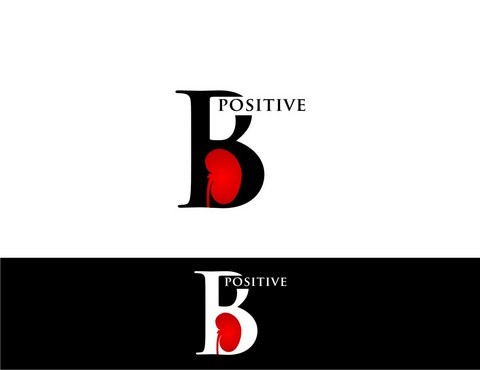 B positive  A Logo, Monogram, or Icon  Draft # 34 by nellie