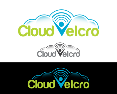 Cloud Velcro A Logo, Monogram, or Icon  Draft # 357 by Marc06