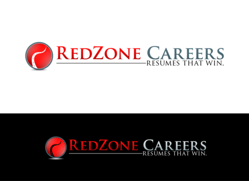 RedZone Careers Logo Winning Design by pan755201