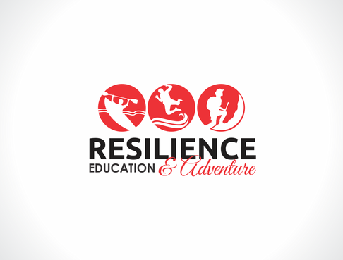 Resilience Education and Adventure. A Logo, Monogram, or Icon  Draft # 49 by dweedeku