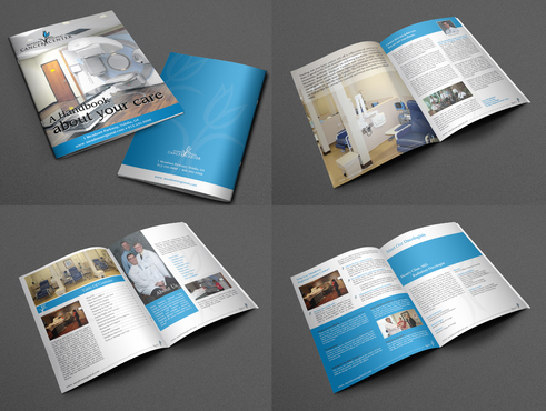 Handbook & Folder Marketing collateral  Draft # 3 by Achiver