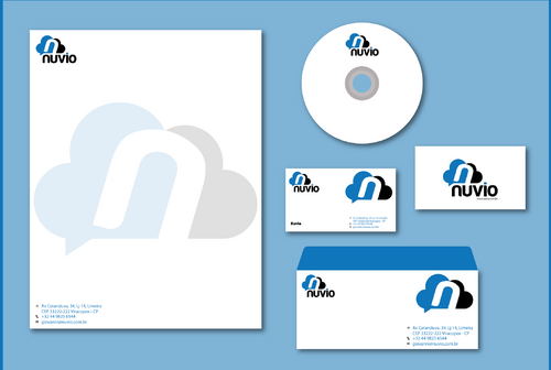 Nuvio Business Cards and Stationery  Draft # 272 by jpgart92