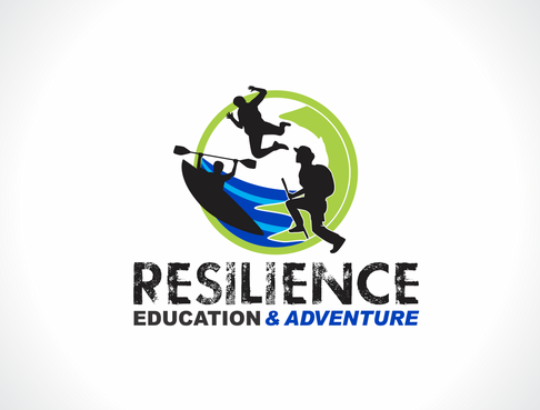 Resilience Education and Adventure. A Logo, Monogram, or Icon  Draft # 58 by dweedeku