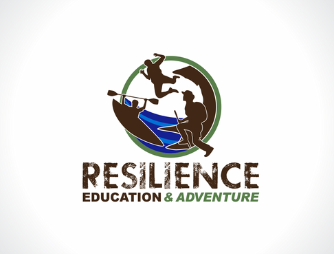 Resilience Education and Adventure. A Logo, Monogram, or Icon  Draft # 59 by dweedeku