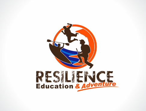 Resilience Education and Adventure. A Logo, Monogram, or Icon  Draft # 60 by dweedeku