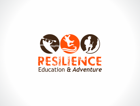 Resilience Education and Adventure. A Logo, Monogram, or Icon  Draft # 61 by dweedeku