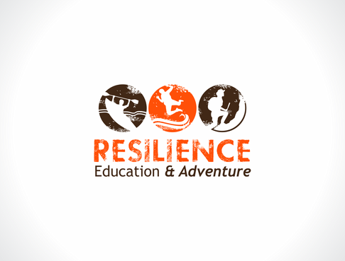 Resilience Education and Adventure. A Logo, Monogram, or Icon  Draft # 62 by dweedeku