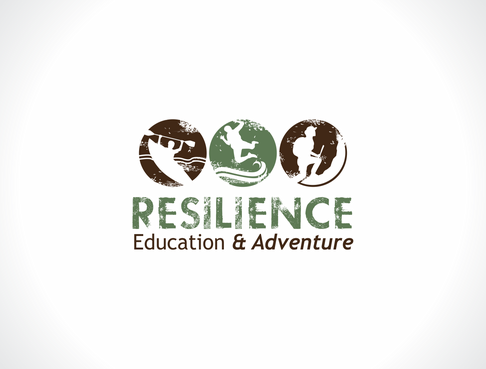 Resilience Education and Adventure. A Logo, Monogram, or Icon  Draft # 63 by dweedeku