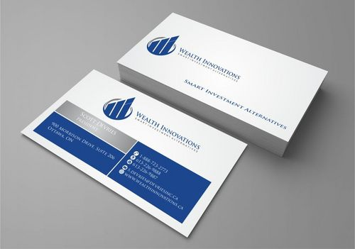 Business Card and Letterhead + Kit Folder Business Cards and Stationery  Draft # 151 by Deck86