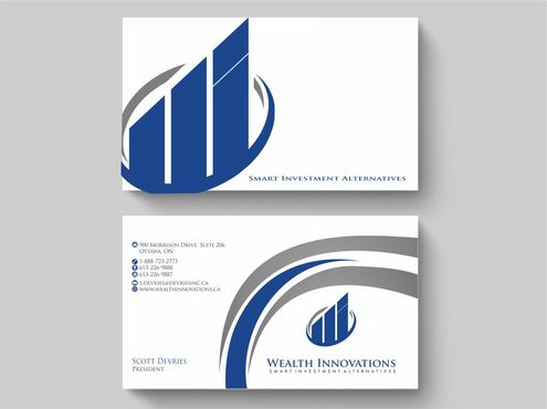 Business Card and Letterhead + Kit Folder Business Cards and Stationery  Draft # 152 by Deck86