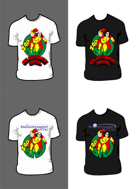 "Vintage ""Super Hero"" Logo T shirt Other  Draft # 3 by ranggashanks"