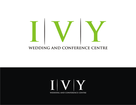 IVY wedding and conference centre A Logo, Monogram, or Icon  Draft # 24 by pisca