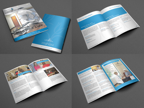 Handbook & Folder Marketing collateral  Draft # 5 by Achiver