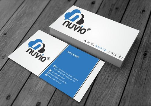 Nuvio Business Cards and Stationery  Draft # 282 by xtremecreative3