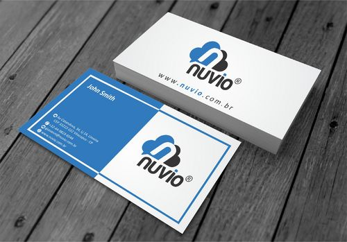 Nuvio Business Cards and Stationery  Draft # 285 by xtremecreative3