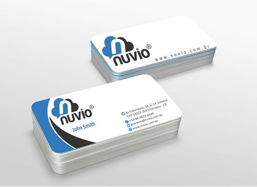 Nuvio Business Cards and Stationery  Draft # 287 by xtremecreative3
