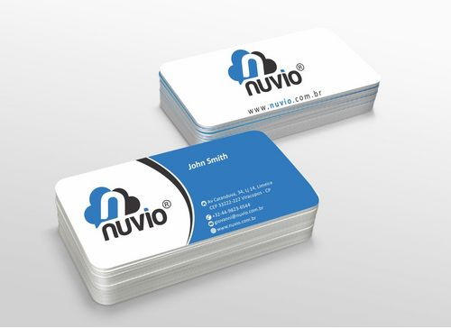 Nuvio Business Cards and Stationery  Draft # 288 by xtremecreative3