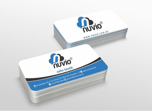 Nuvio Business Cards and Stationery  Draft # 290 by xtremecreative3
