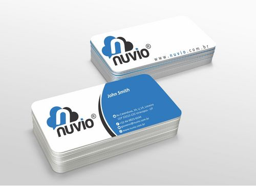 Nuvio Business Cards and Stationery  Draft # 289 by xtremecreative3