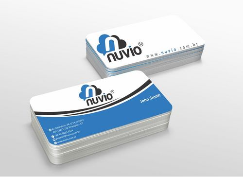 Nuvio Business Cards and Stationery  Draft # 291 by xtremecreative3