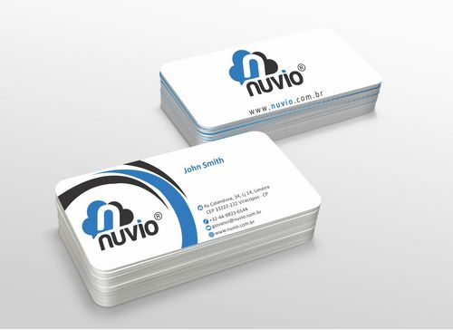Nuvio Business Cards and Stationery  Draft # 292 by xtremecreative3
