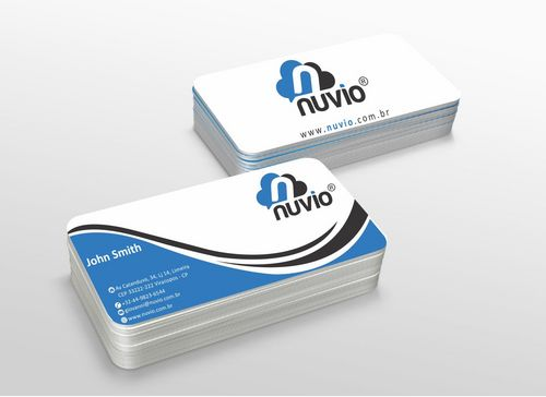 Nuvio Business Cards and Stationery  Draft # 296 by xtremecreative3