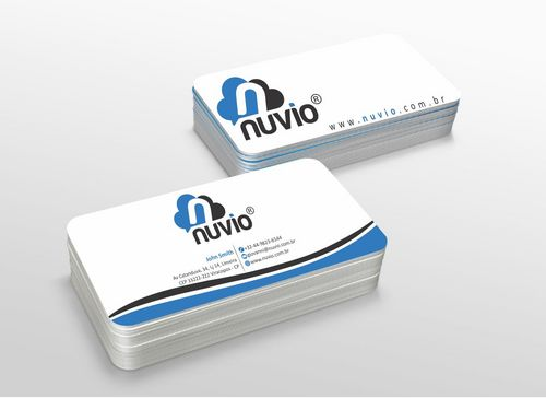 Nuvio Business Cards and Stationery  Draft # 298 by xtremecreative3