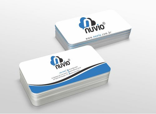 Nuvio Business Cards and Stationery  Draft # 300 by xtremecreative3