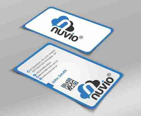 Nuvio Business Cards and Stationery  Draft # 303 by xtremecreative3