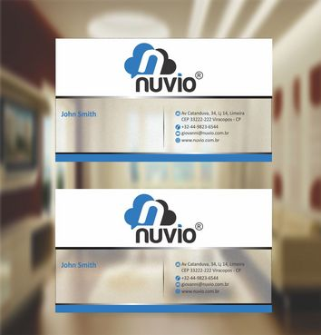 Nuvio Business Cards and Stationery  Draft # 304 by xtremecreative3