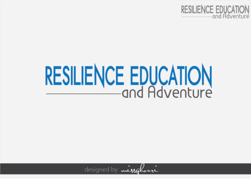 Resilience Education and Adventure. A Logo, Monogram, or Icon  Draft # 83 by Missghouri
