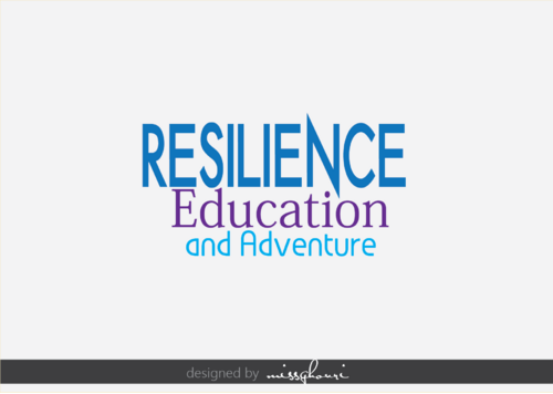 Resilience Education and Adventure. A Logo, Monogram, or Icon  Draft # 84 by Missghouri
