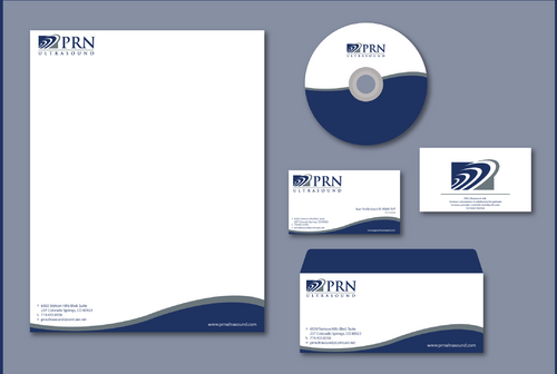 PRN Ultrasound Business Cards and Stationery  Draft # 296 by jpgart92