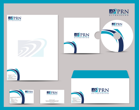 PRN Ultrasound Business Cards and Stationery  Draft # 305 by jpgart92