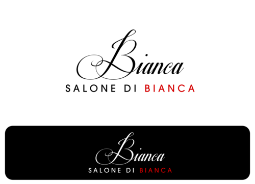 Salone di Bianca A Logo, Monogram, or Icon  Draft # 152 by Miroslav