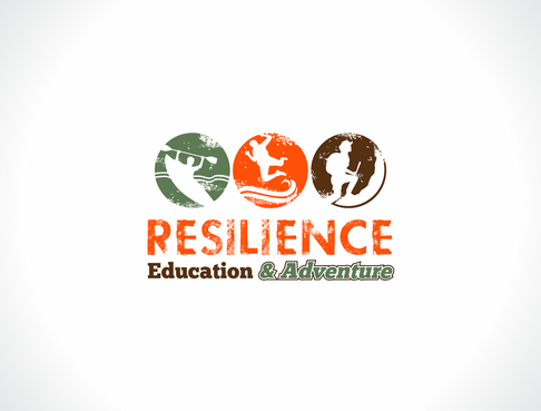 Resilience Education and Adventure. A Logo, Monogram, or Icon  Draft # 92 by dweedeku