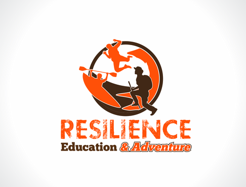Resilience Education and Adventure. A Logo, Monogram, or Icon  Draft # 95 by dweedeku