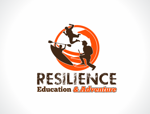 Resilience Education and Adventure. A Logo, Monogram, or Icon  Draft # 96 by dweedeku