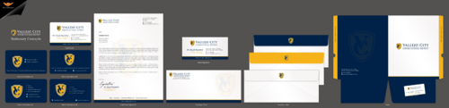 Vallejo Business Card/Stationary