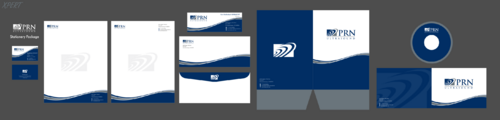 PRN Ultrasound Business Cards and Stationery  Draft # 313 by Xpert