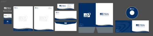 PRN Ultrasound Business Cards and Stationery  Draft # 314 by Xpert