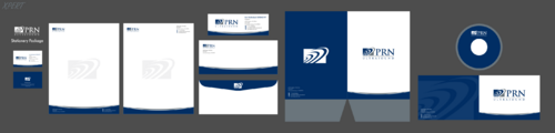 PRN Ultrasound Business Cards and Stationery  Draft # 315 by Xpert