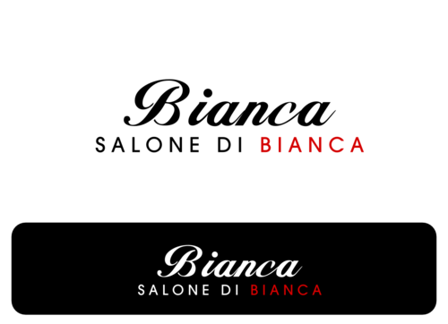 Salone di Bianca A Logo, Monogram, or Icon  Draft # 232 by Miroslav