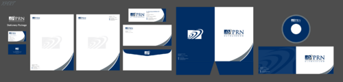 PRN Ultrasound Business Cards and Stationery  Draft # 316 by Xpert