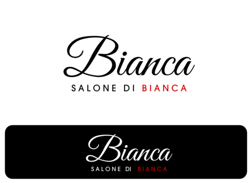 Salone di Bianca A Logo, Monogram, or Icon  Draft # 244 by Miroslav